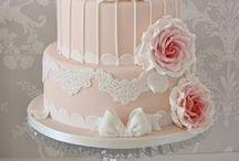 Bolos de Casamento / Inspiração em diversos artistas e ateliers de cake design do Brasil e do mundo.