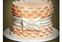 Bolos de Aniversário / Inspiração em diversos artistas e ateliers de cake design do Brasil e do mundo.