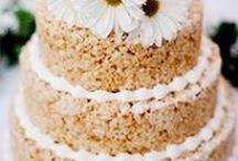 Bolo de Rice Crispies / Inspiração em diversos artistas e ateliers de cake design do Brasil e do mundo.