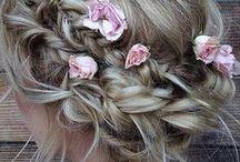 Tresses et autres poésies / Hair, braids, buns,...
