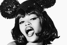 Photography / Man Ray, Irving Penn, etc