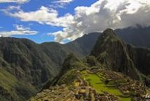 Peru Tours / Stunning images taken from our travel collection in Peru.