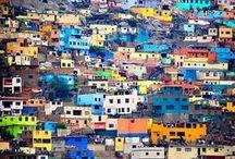 South America's True Colors