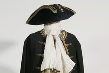 Pirate Costuming Inspiration / Inspiration for a potential pirate costume.