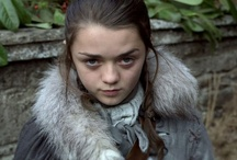 Arya Stark Costume / Ideas and references for Arya costumes (every day, formal wear, and Faceless robes.)