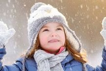 Wonderful Winter / Wondering what to do in the wonderful season of winter? Try these 0-5 aged activities to do with your family! www.First5Sacramento.net  / by First 5 Sacramento