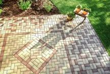 AZEK Pavers / AZEK Pavers are breaking the traditional mentality that landscape pavers must be made from concrete or clay. Made from up to 95% recycled materials, patented AZEK Pavers are the most technologically advanced and socially responsible paver alternatives in the industry. #GoGreen