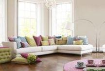 Nappali / Living room  / Így fest speciális profilrendszerünk a nappaliban.