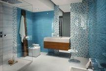 Fürdőszoba / Bathroom / A Zobal profilrendszere a fürdőszobába is tökéletes választás.