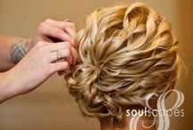 Bridesmaid Hair / by Molly Lowndes