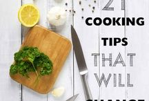 Cooking Tips/Foods / by María Paulina Restrepo