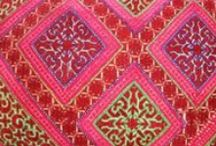 Ethnic Textile Decorator / Living with Textiles