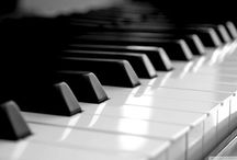 Music! Piano... By Ari M. / Good for soul...