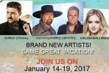 ☆The BEST Country Cruise EVER☆ / Jan 1419, 2017 | 5 day Country Music Cruise | TAMPA – KEY WEST – COZUMEL, Mexico | Montgomery Gentry, Chris Young, Charles Esten, Kelsea Ballerini, Clare Bowen, LOCASH,  Diamond Rio, Phil Vassar, Dallas Smith, Halfway to Hazard, Viper Creek Band, James Wesley, Lucy Angel, Olivia Lane,  Maggie Baugh, The Cains, Tate Stevens, Ray Scott, Lucas Hoge, Wesley Spangler, Dorango (fka) Chasin Crazy, Bianca Moon | Info/Reserv:  www.countrycruising.com