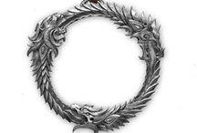 The Elder Scrolls Online Merchandise / A selection of official merchandise for The Elder Scrolls Online