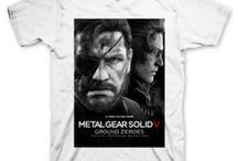 Metal Gear Solid V Ground Zeroes / An excellent selection of Metal Gear Solid V Ground Zeroes Merchandise.