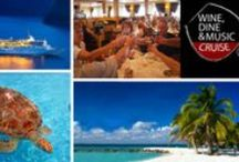 ☆Theme Cruises | Flying Dutchmen Travel☆ / What: A theme cruise is a cruise designed around a theme such as wine, country music, jazz music, rock and roll, etc. Where: Ships sail various places throughout the world. Why:  Sharing an experience with others that enjoy the same thing is so much more fulfilling. It adds depth and meaning to a vacation. When: Visit our website for schedule of cruises.