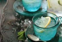 moodboard - aquamarine green