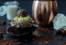 M E S - C U P C A K E S / Homemade cupcakes on my blog / cupcakes sur mon blog