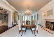 Dining Rooms / beautifully designed dining rooms