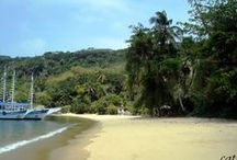 Tropical Island Tours in South America / Heavenly images taken from our South American islands travel collection.