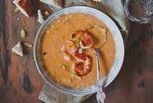 S O U P / Idée de recettes de soupes