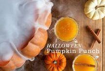 H A L L O W E E N / Idées de recettes et de décorations pour Halloween