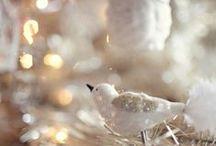 C H R I S T M A S / Idée de décoration pour les fêtes de Noël