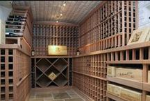 Wine Cellars / Karp Associates beautifully crafted and designed wine cellars.