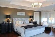 Bedrooms / Inviting and comfortable bedrooms by Karp Associates.
