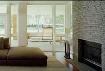 Fireplaces / Karp Associates attractive fireplaces are the focal point of any room.