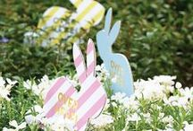 Hoppy Easter / Spring is finally here...