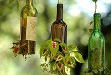 Worek 3: Butelki / Niesamowita kolekcja butelek i zaskakujących sposobów ich wykorzystania w codziennym życiu po spożyciu zawartości :)