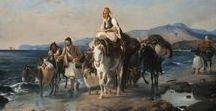 Peter von Hess (1792 - 1871) / Peter von Hess - Πέτερ Φον Ες (1792-1871) - Ηταν Γερμανός ζωγράφος που διακρίθηκε κυρίως στις αναπαραστάσεις μαχών και ειδικότερα ως ζωγράφος που απαθανάτισε τις ιστορικές στιγμές της Ελληνική επανάστασης του 1821 καθώς και στιγμιότυπα από την εισβολή του Ναπολέοντα στη Ρωσία.