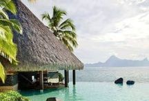 Honeymoon Heaven / Amazing ideas and inspiration for honeymoon destination and style! / by Benjamin Roberts Ltd