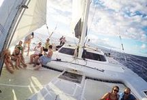 Maui Ocean Fun / We have lots of fun out on the water. Check out our trips to Molokini, Coral Gardens, and Lanai!