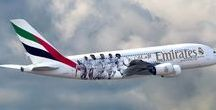 Special Painted Planes