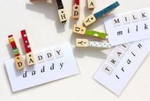 Kita - Buchstaben