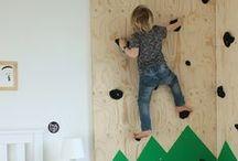 K I D // S P A C E / cool indoor + outdoor kids spaces