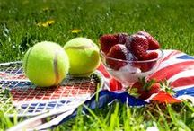 Wimbledon / Our highlight of the tennis calendar, for us, SW19 is all about strawberries, cream, and a sprinkling of Truvia