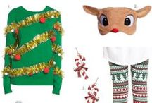 Custom Made Christmas Sweater / Learn how to turn your ideas into reality Create your own Christmas Sweater http://www.digitalfabrics.com.au/upcoming-workshops-and-classes/