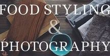 food photography / my personal project materials and resources