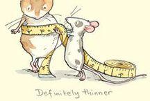 Małe myszki