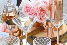 Bar Cart Styling & Cocktails