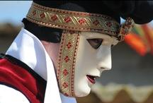 Sa Sartiglia / A hint of Sardinia in Oristano. More info here: http://www.sartiglia.info/