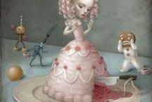 Art of Nicoletta Ceccoli