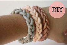 Bracelets / by Daisy Handmade