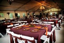 Wedding & Event Set-ups! / Set-ups previously done for weddings and events - All equipment shown is available for rental