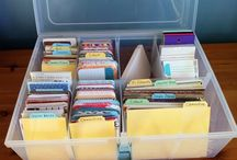 Organization ✌️ / by Madeline Crespo-Flores