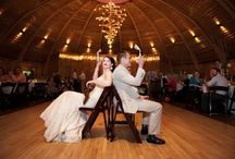 Wedding Receptions by Sound Entertainment Productions  / Photos from wedding receptions by Sound Entertainment Productions. Professional wedding DJ/MC services in the Quad Cities IA/IL, Kasey & Emily Keller